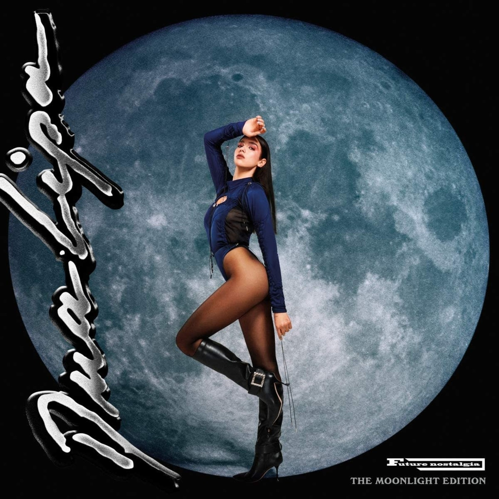 [New] Lipa, Dua: Future Nostalgia (The Moonlight Edition) (2LP)