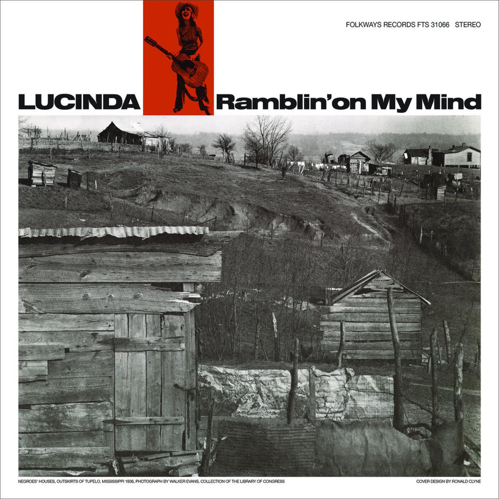 [New] Williams, Lucinda: Ramblin' On My Mind