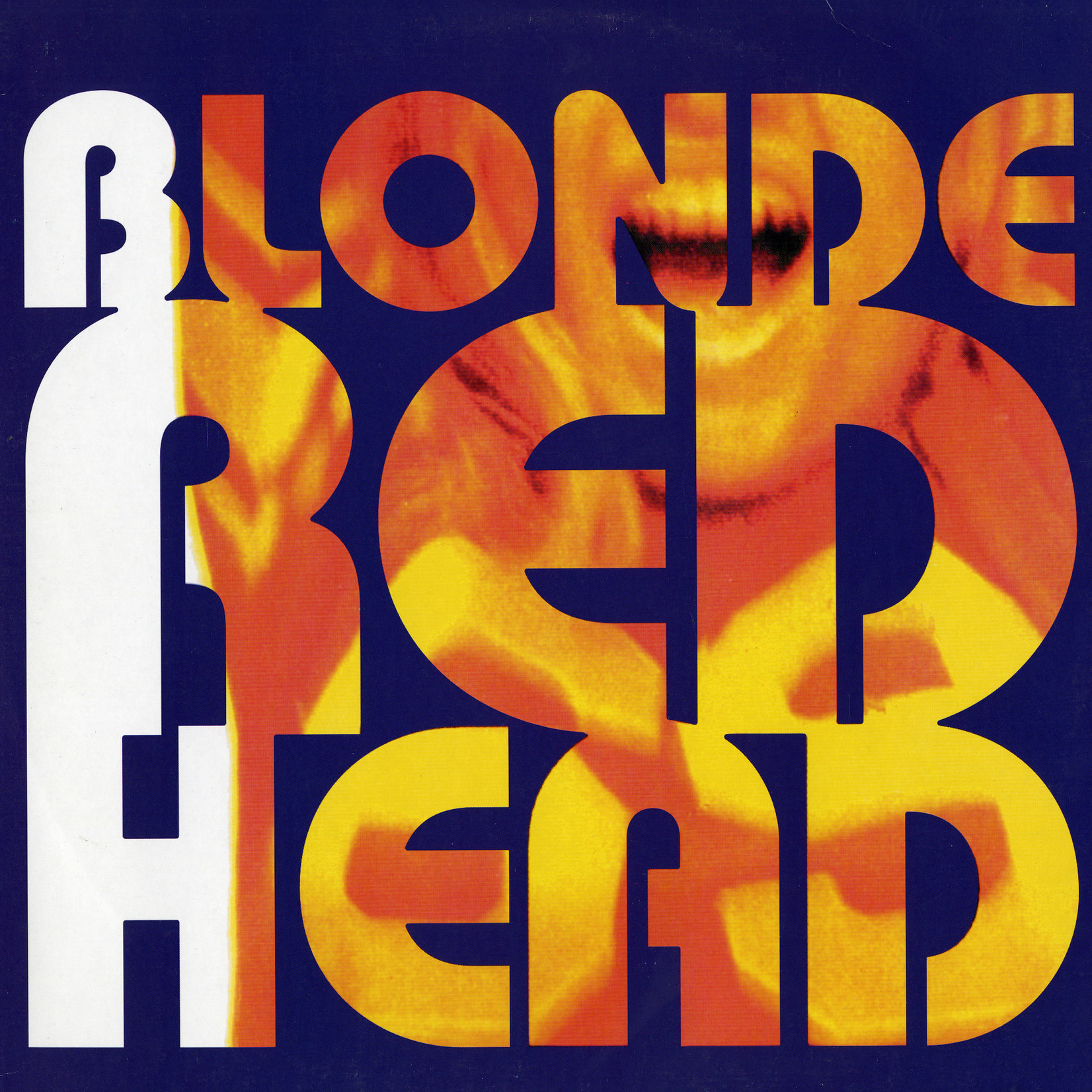 [New] Blonde Redhead: self-titled (black vinyl)