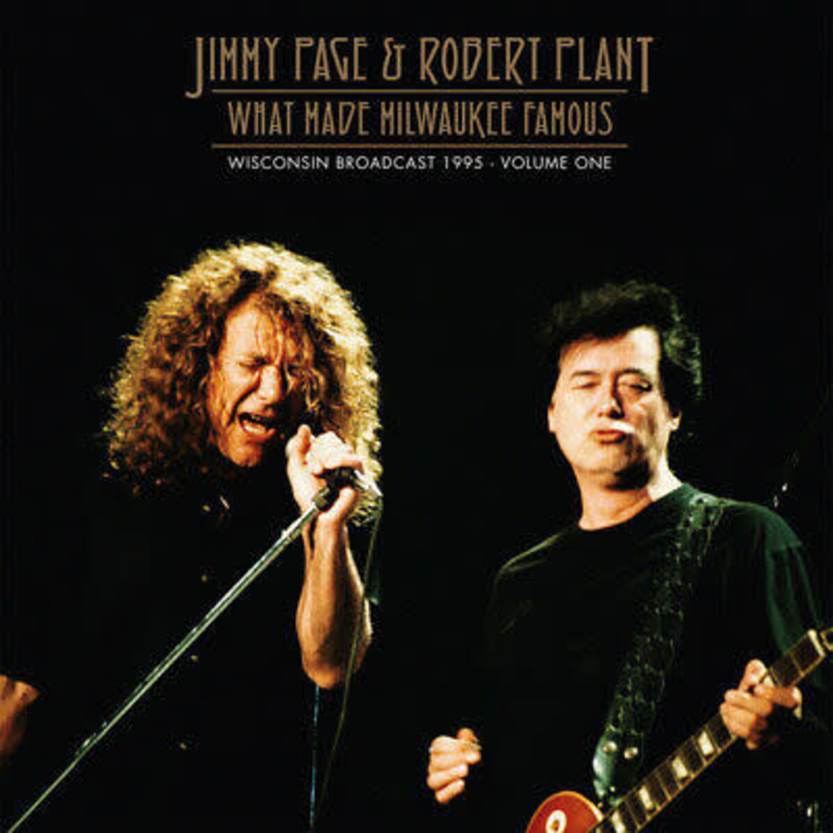 [New] Page, Jimmy & Robert Plant (Led Zeppelin): What Made Milwaukee Famous Vol. 1 (2LP)