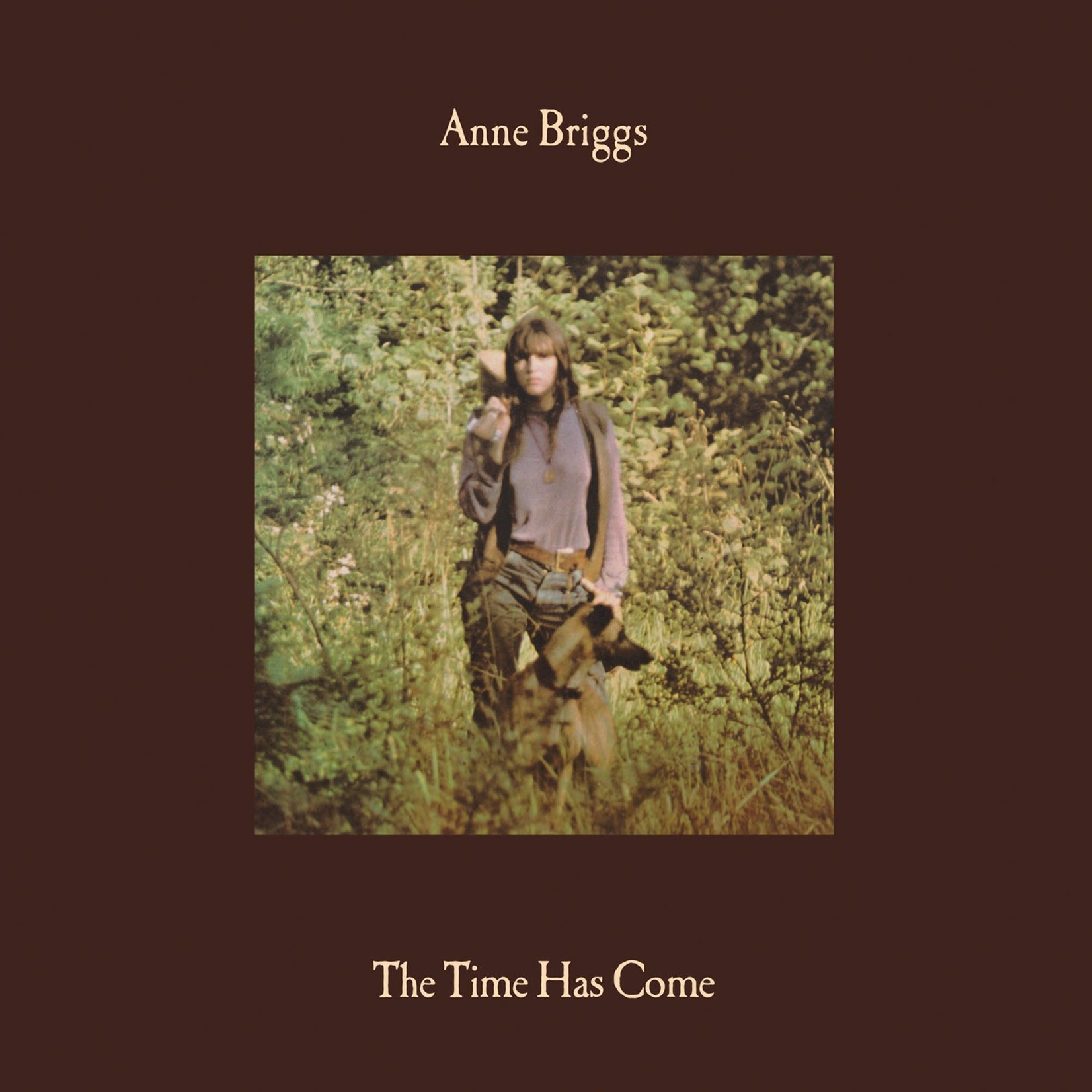 [New] Briggs, Anne: The Time Has Come (gold vinyl)