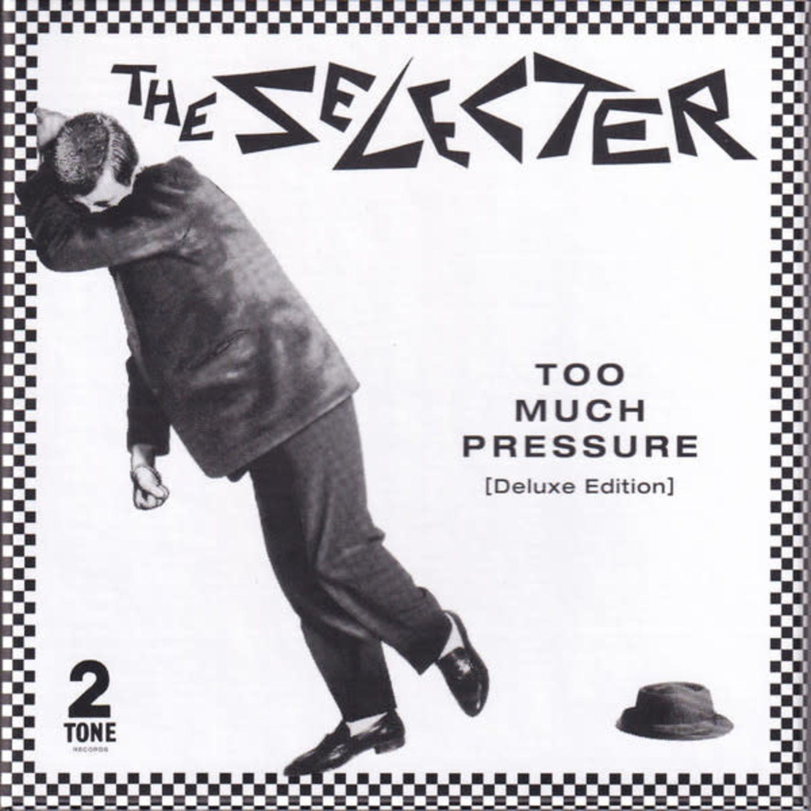 [New] Selecter: Too Much Pressure (LP+7'', 40th Anniversary Ed.)