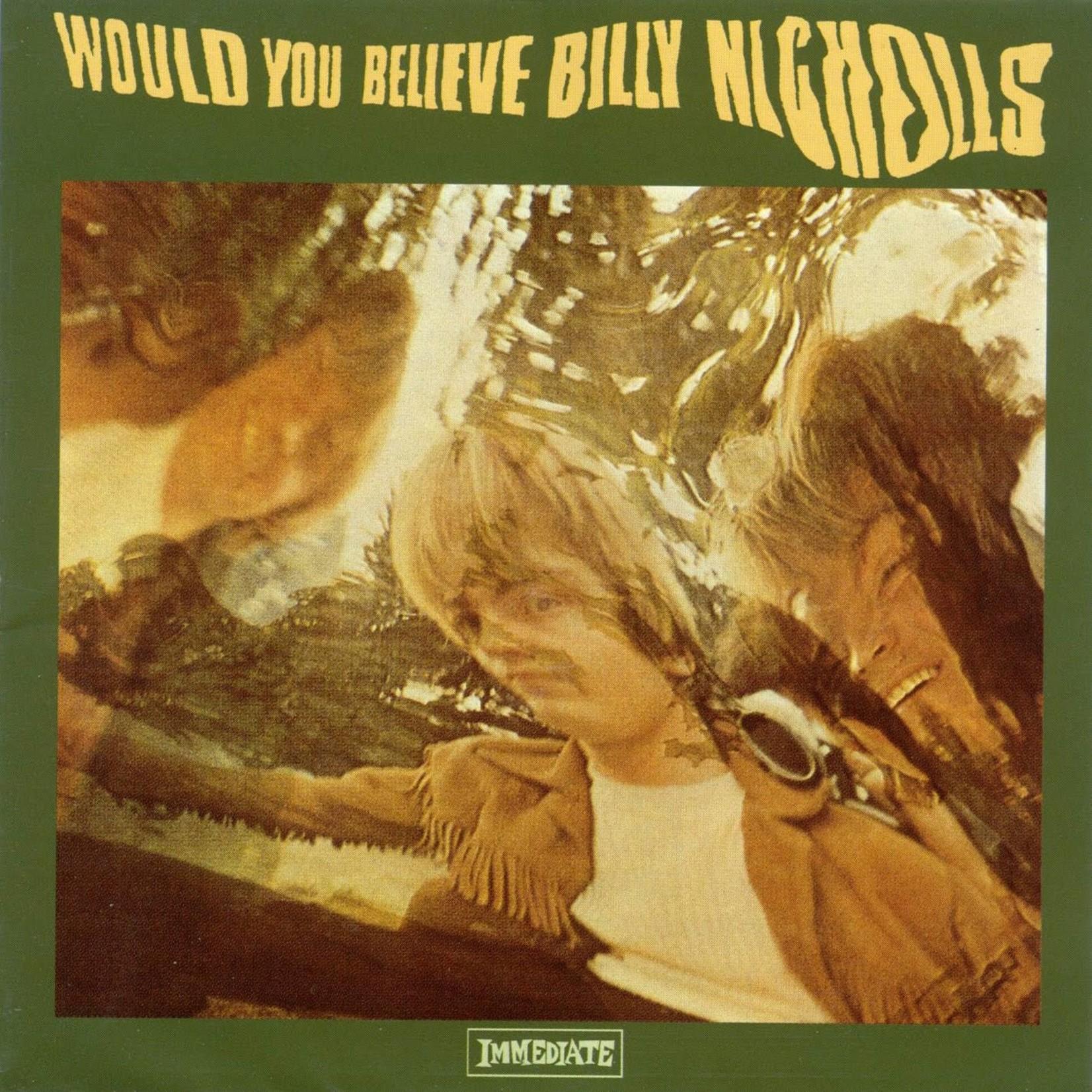 [New] Nicholls, Billy: Would You Believe