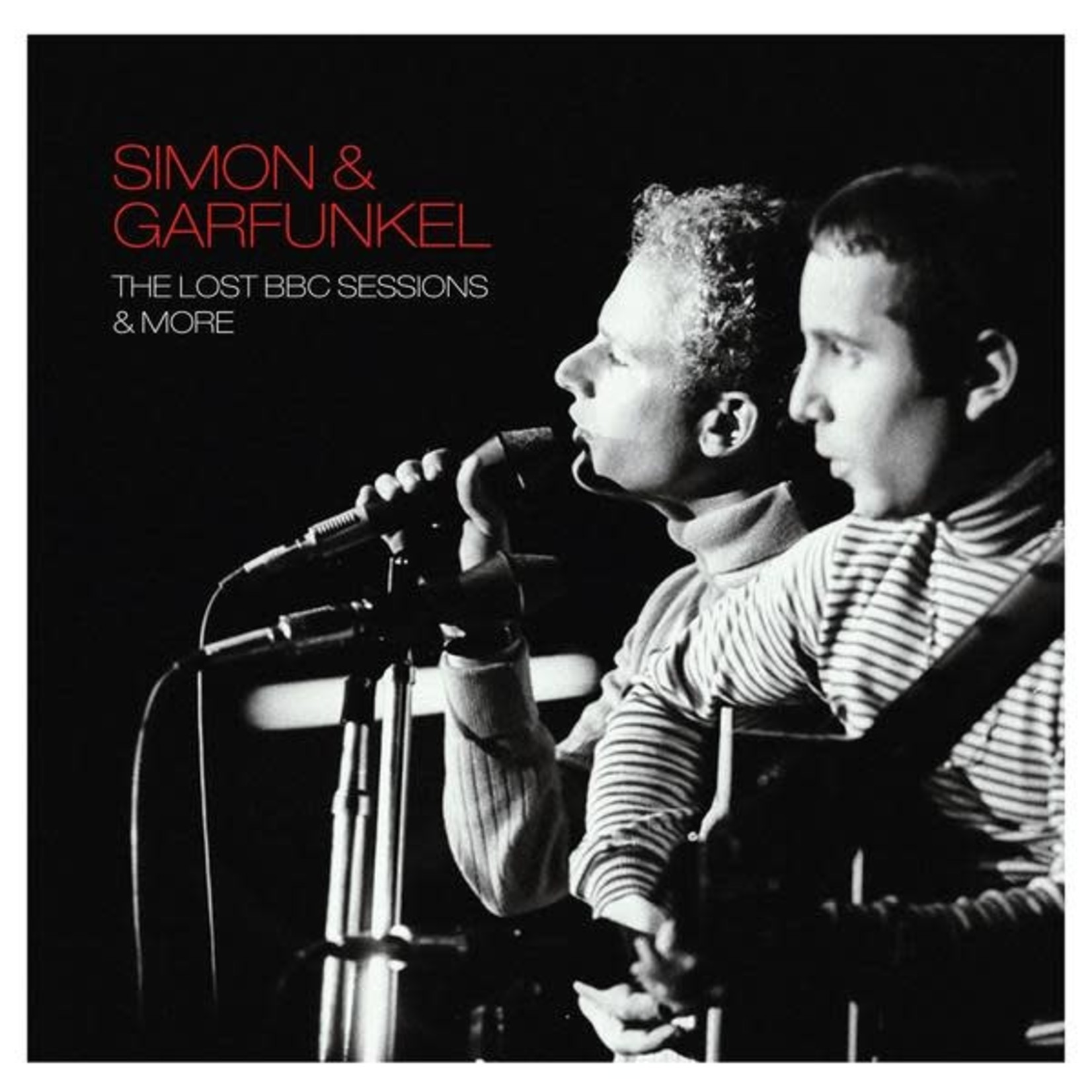 [New] Simon & Garfunkel: The Lost BBC Sessions And More (2LP)
