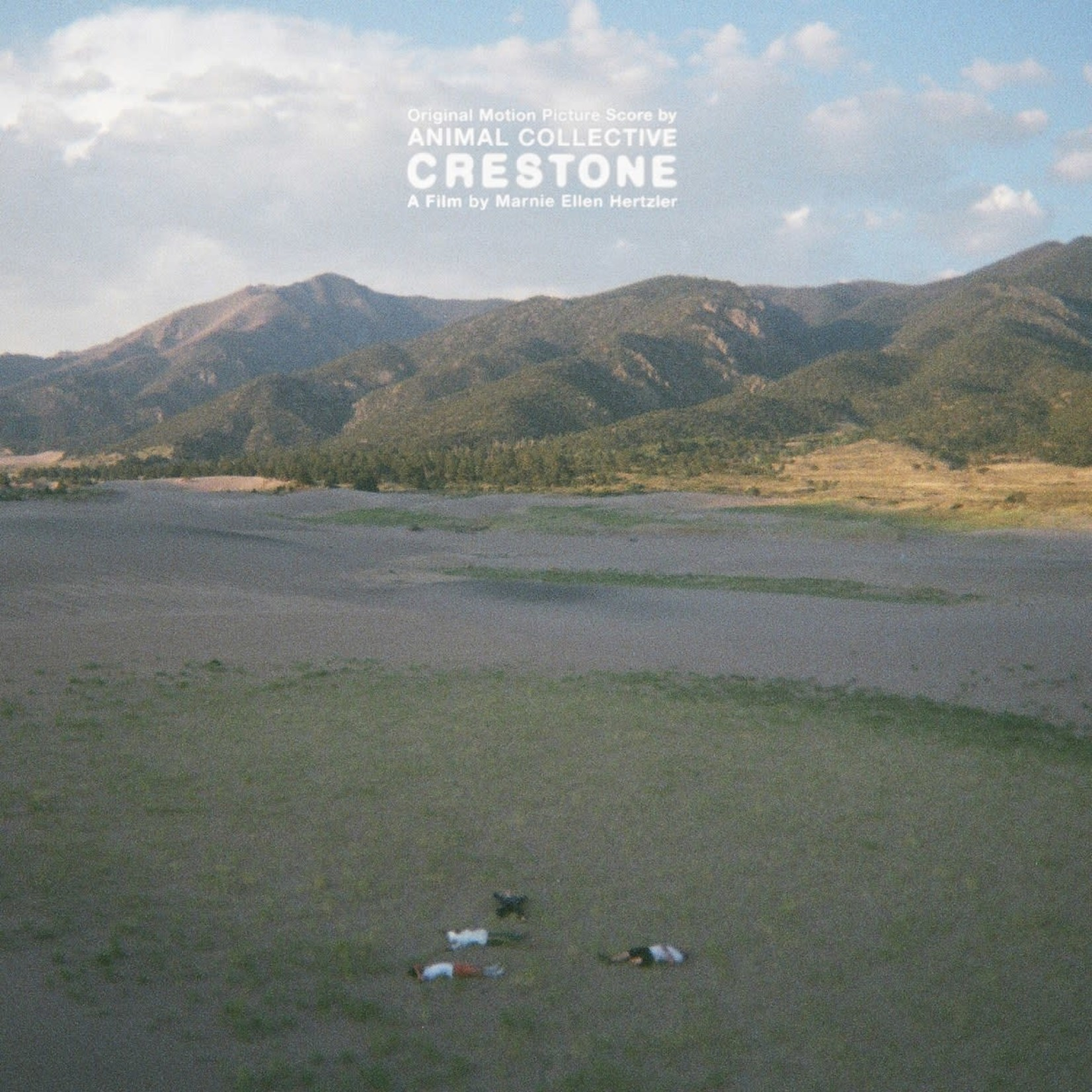 [New] Animal Collective: Crestone (soundtrack)