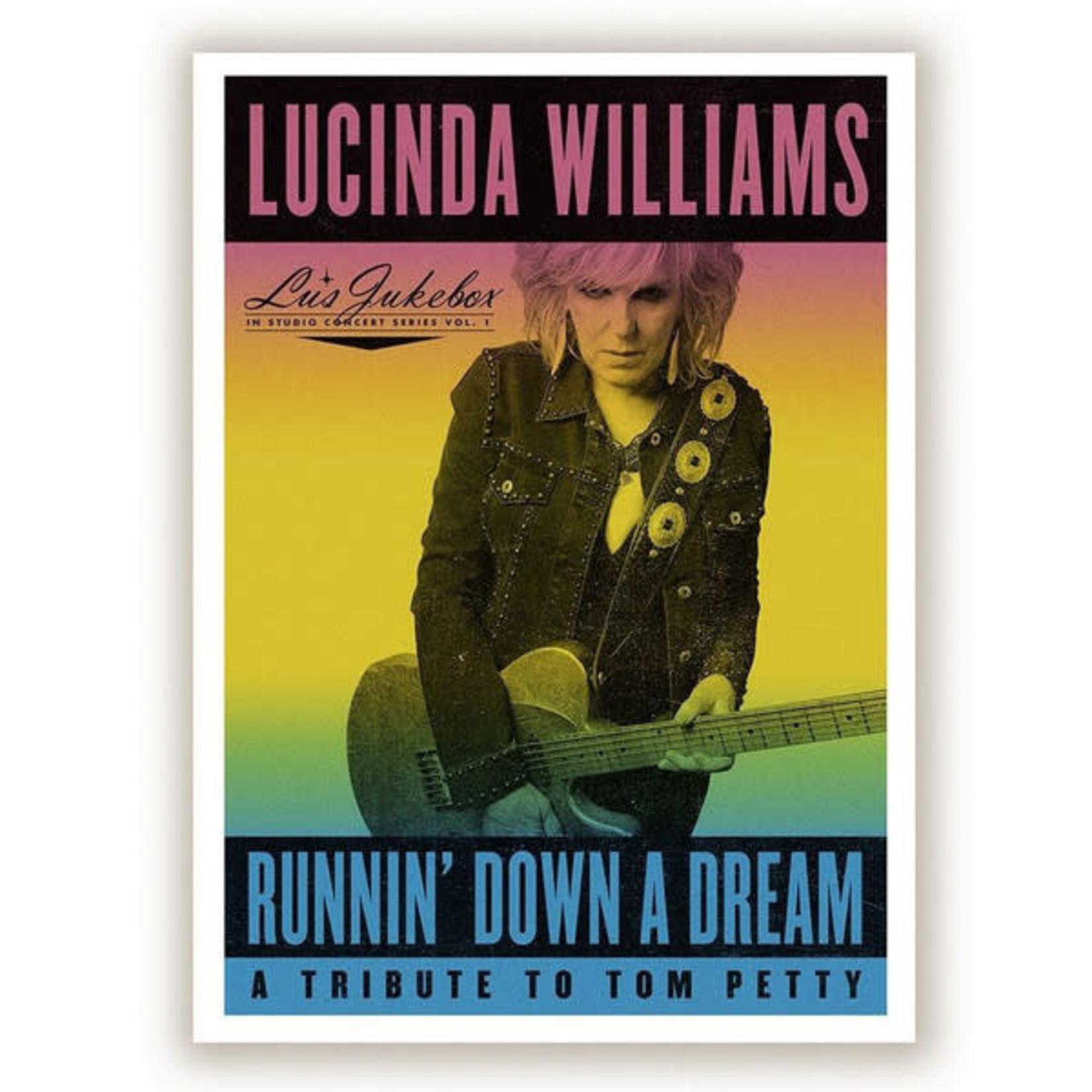 [New] Williams, Lucinda: Runnin' Down A Dream: A Tribute To Tom Petty