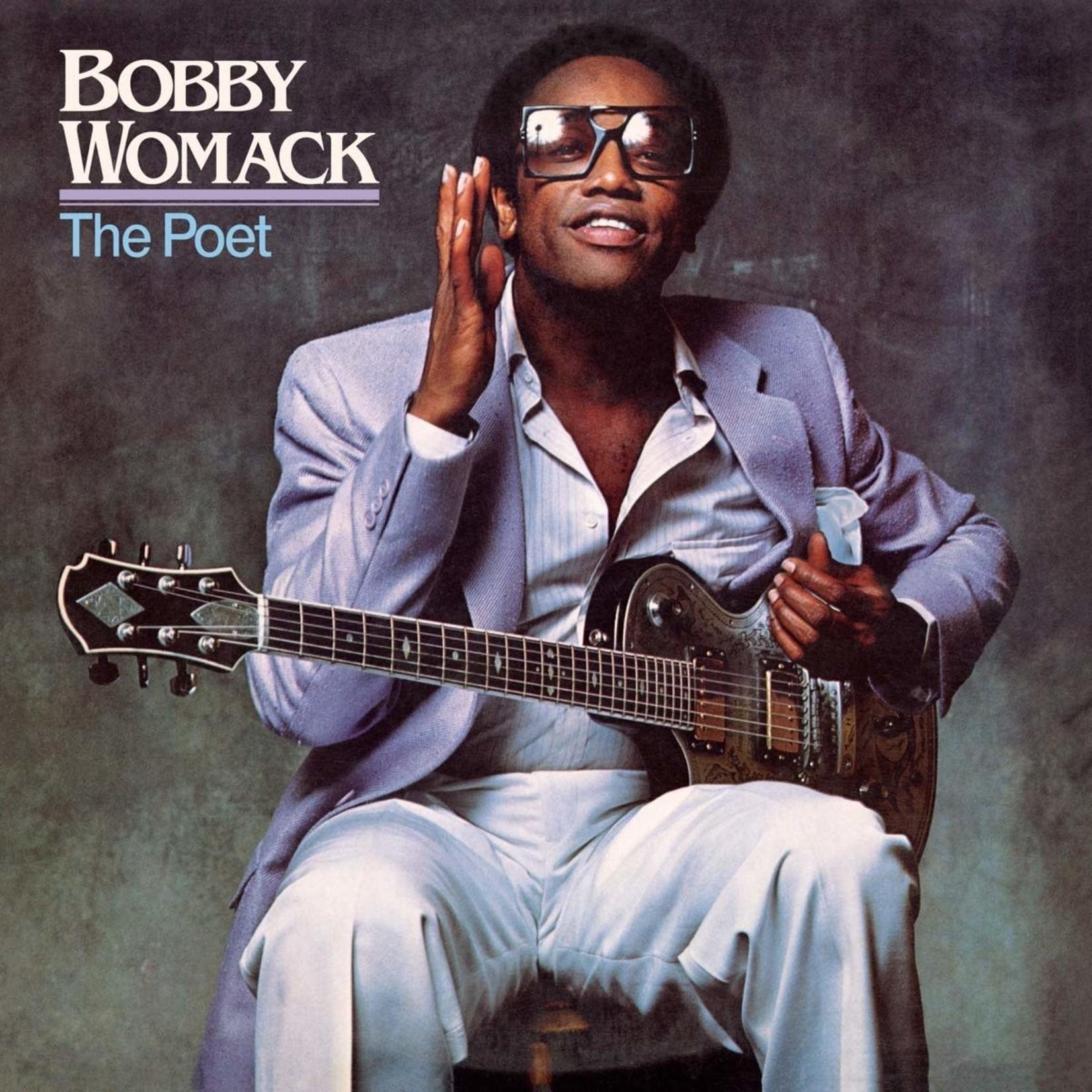 [New] Womack, Bobby: The Poet (remastered)