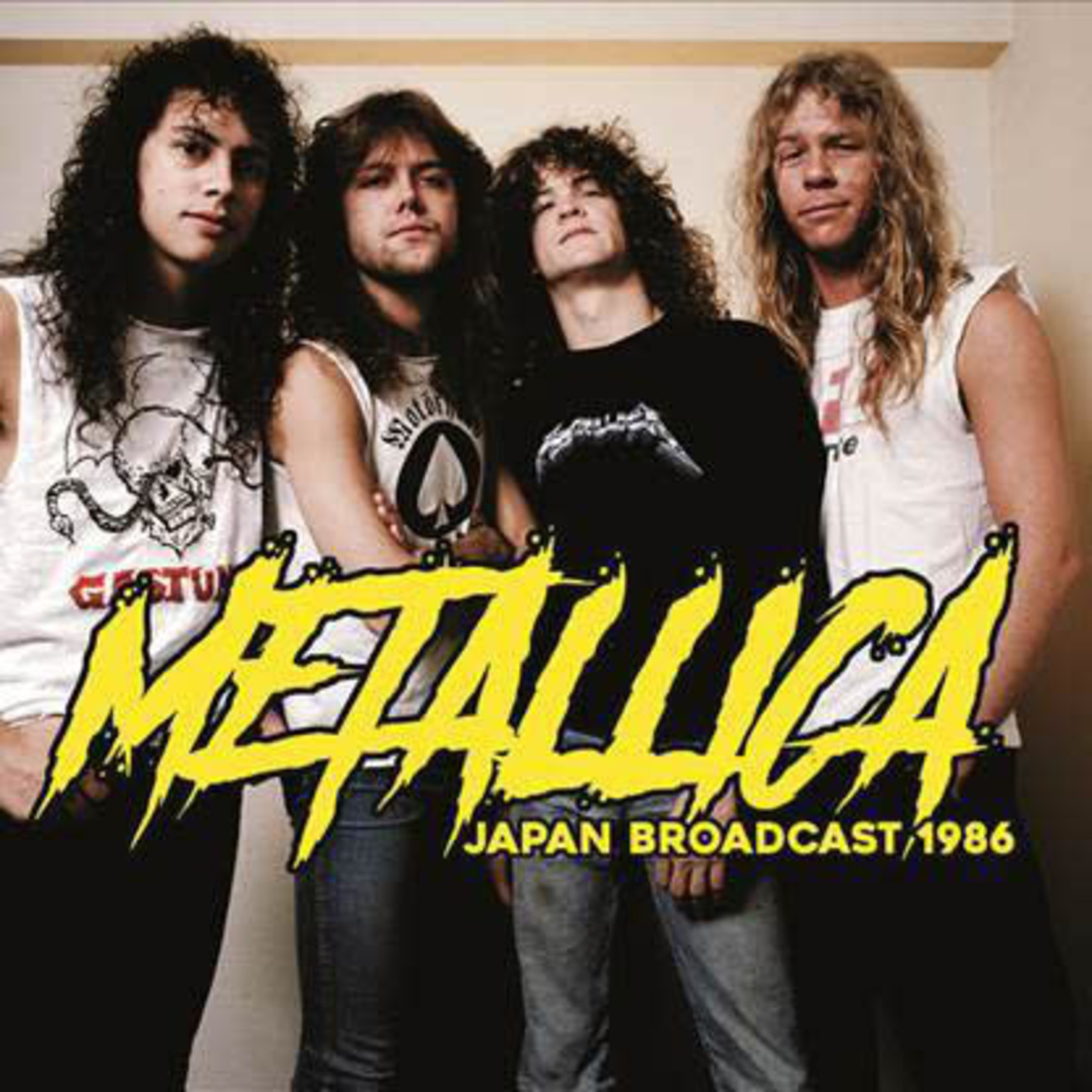 [New] Metallica: Japan Broadcast 1986 (2LP)