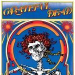 [New] Grateful Dead: self-titled (Skull & Roses) (Live) (2LP, 2021 remaster)