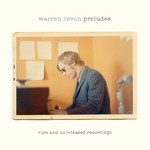 [New] Zevon, Warren: Preludes (sky blue vinyl)