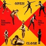 [New] Kuti, Fela: Open & Close (red and yellow vinyl)