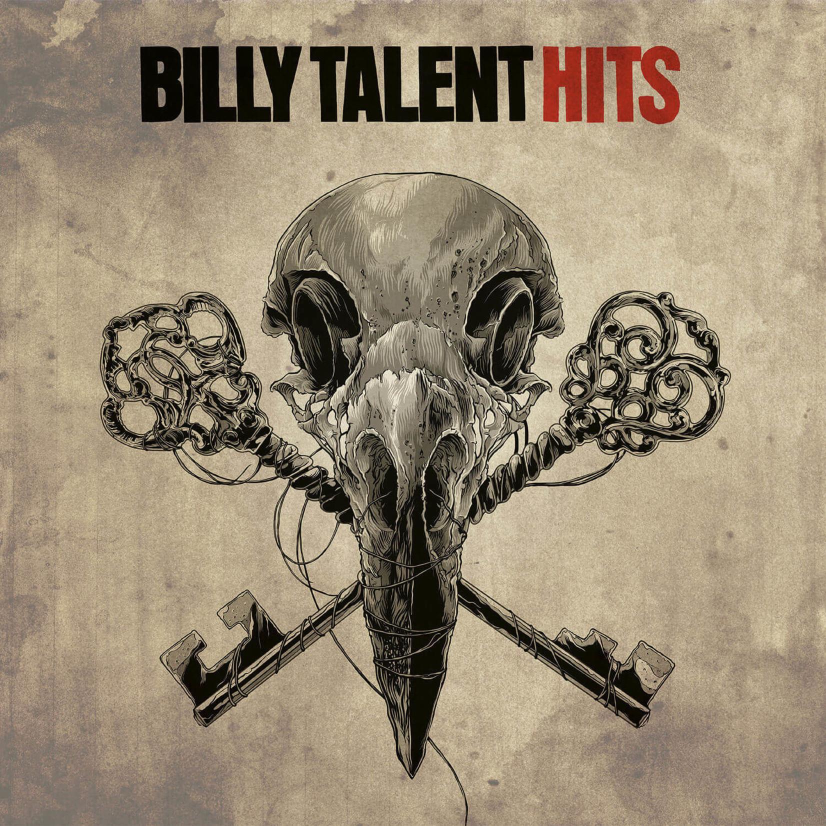 [New] Billy Talent: Hits (2LP, 180g, incl. art print)