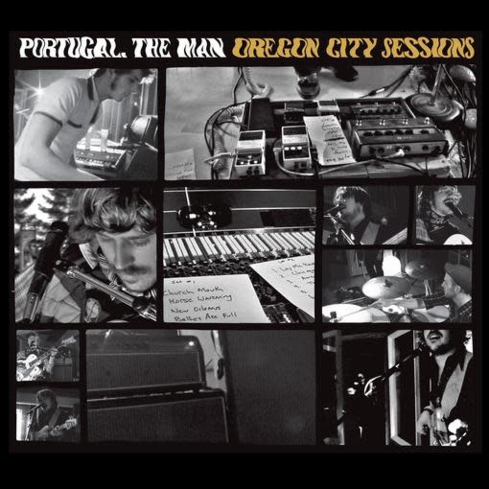 [New] Portugal. The Man: Oregon City Sessions (2LP)