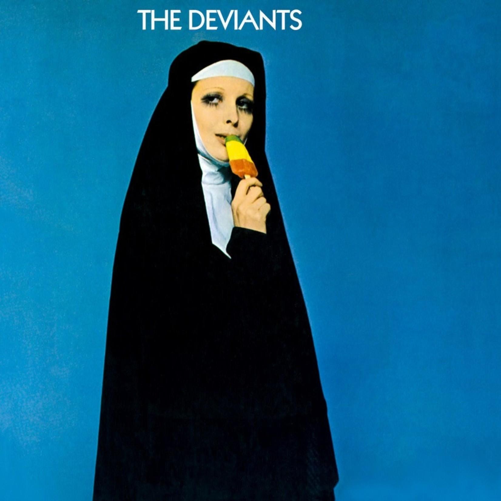 [New] Deviants: self-titled (180g)