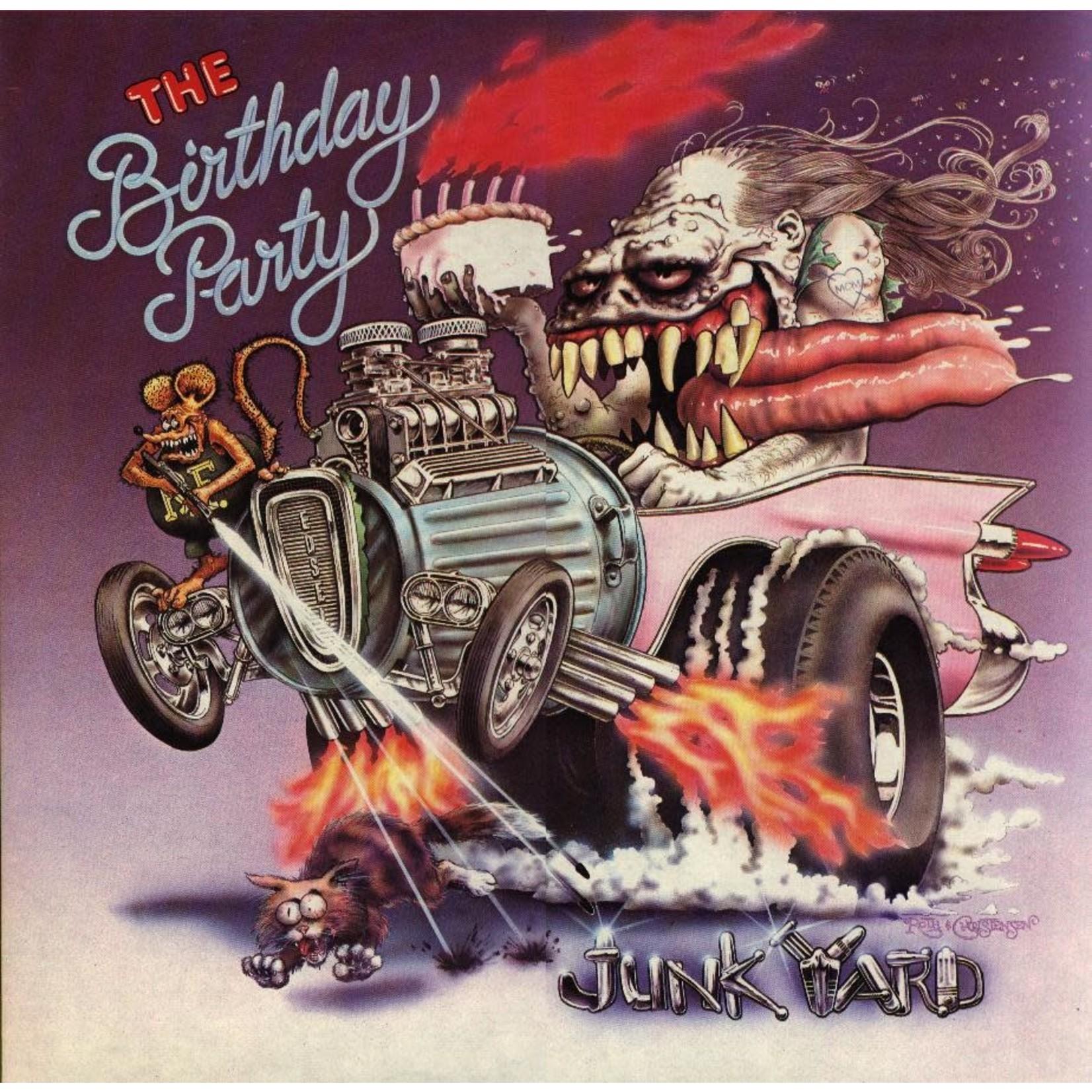 [New] Birthday Party: Junkyard (orange vinyl)