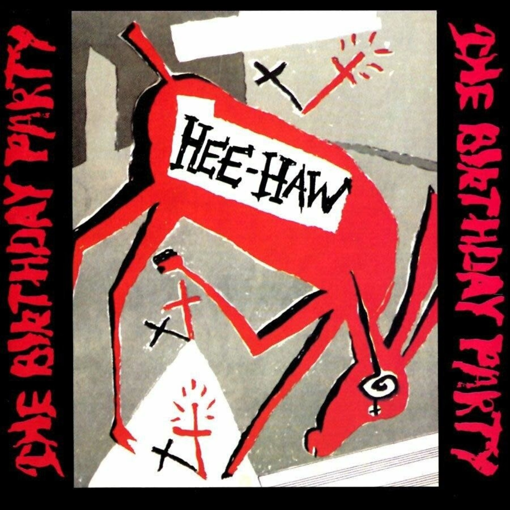 [New] Birthday Party: Hee-Haw (red vinyl)