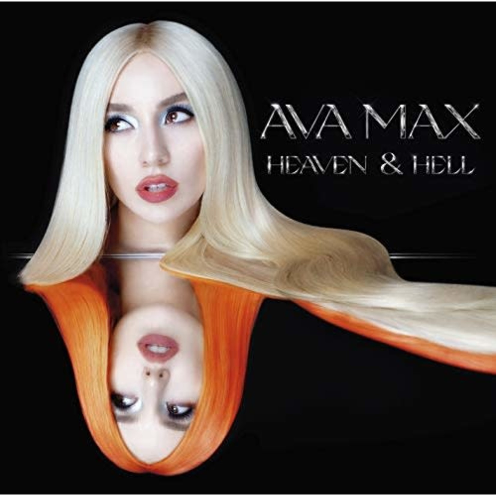 [New] Max, Ava: Heaven & Hell (curacao transparent vinyl)