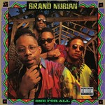 [New] Brand Nubian: One For All (2LP, 30th Anniversary Ed.)