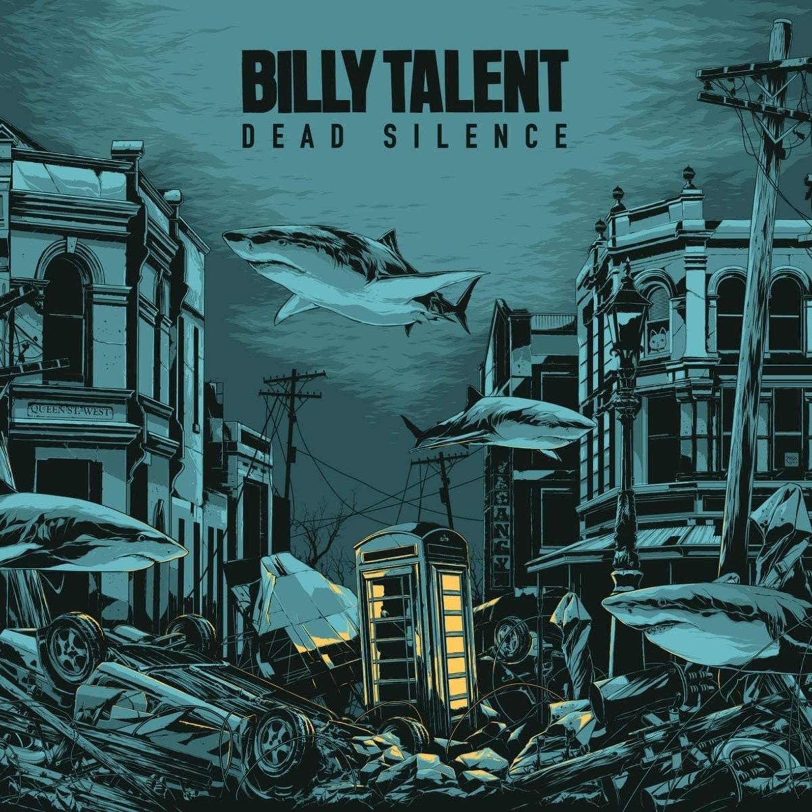 [New] Billy Talent: Dead Silence (2LP, 180g, colour vinyl)