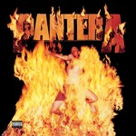 [New] Pantera: Reinventing The Steel (marbled white & yellow flames)