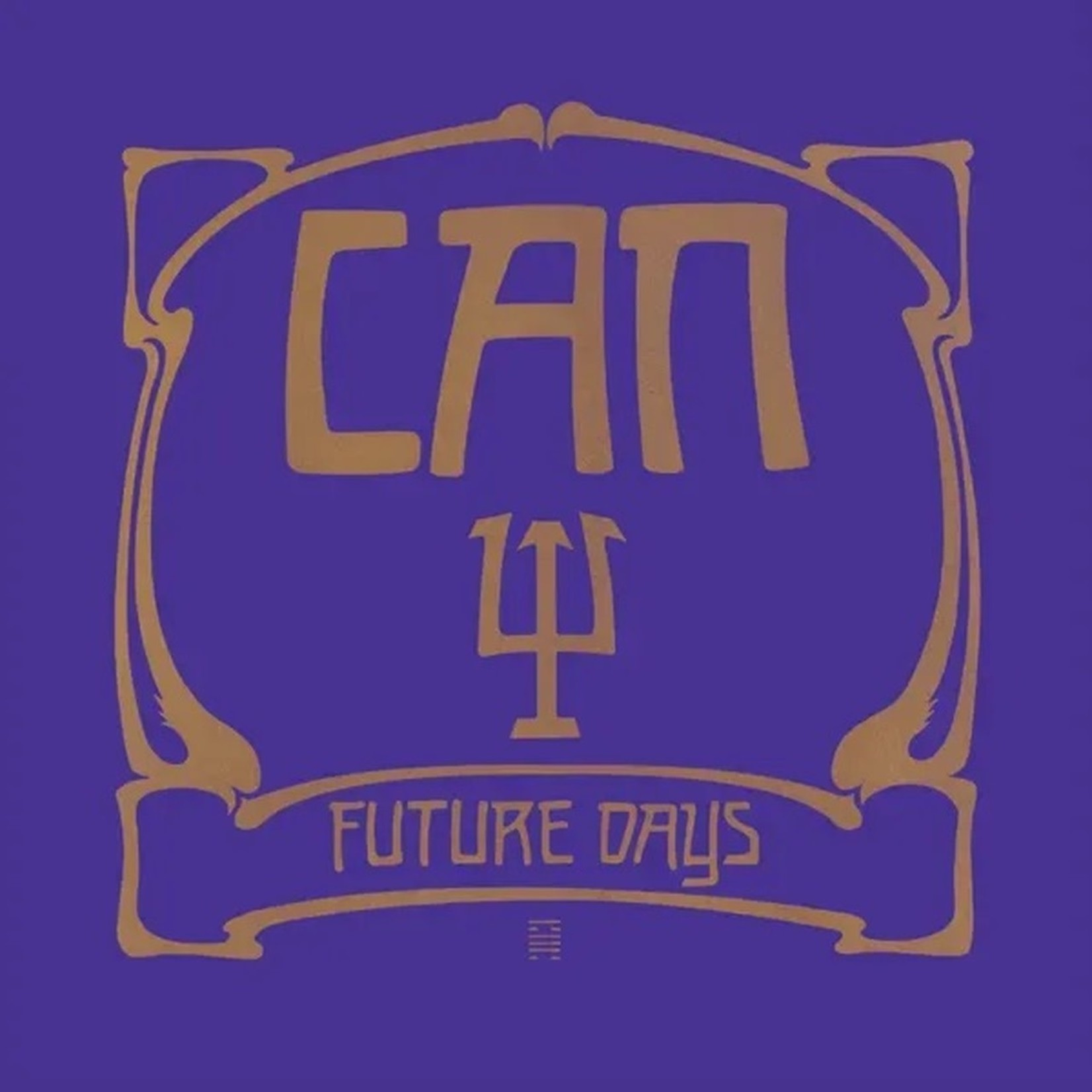 [New] Can: Future Days (Limited Ed., gold vinyl)