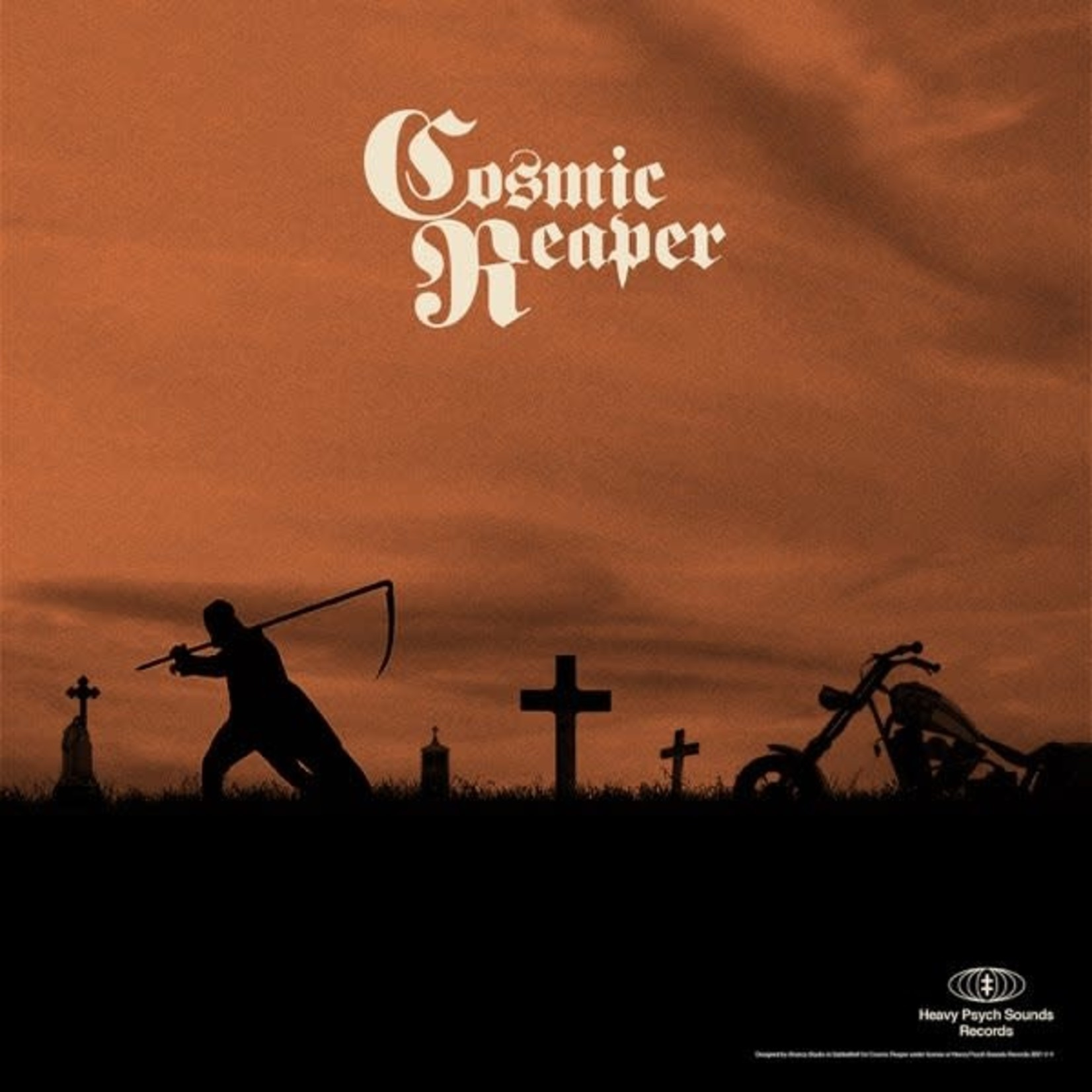 [New] Cosmic Reaper: Cosmic Reaper