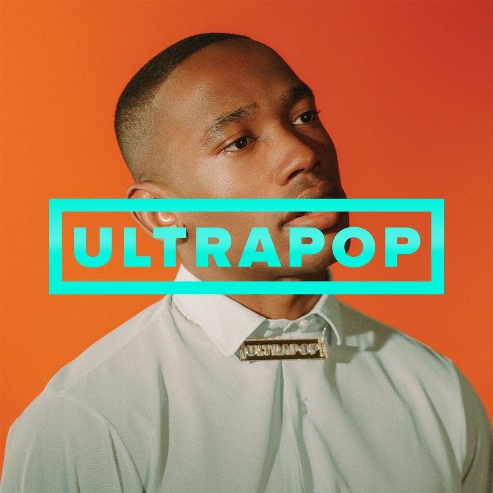 [New] Armed: Ultrapop (clear vinyl)