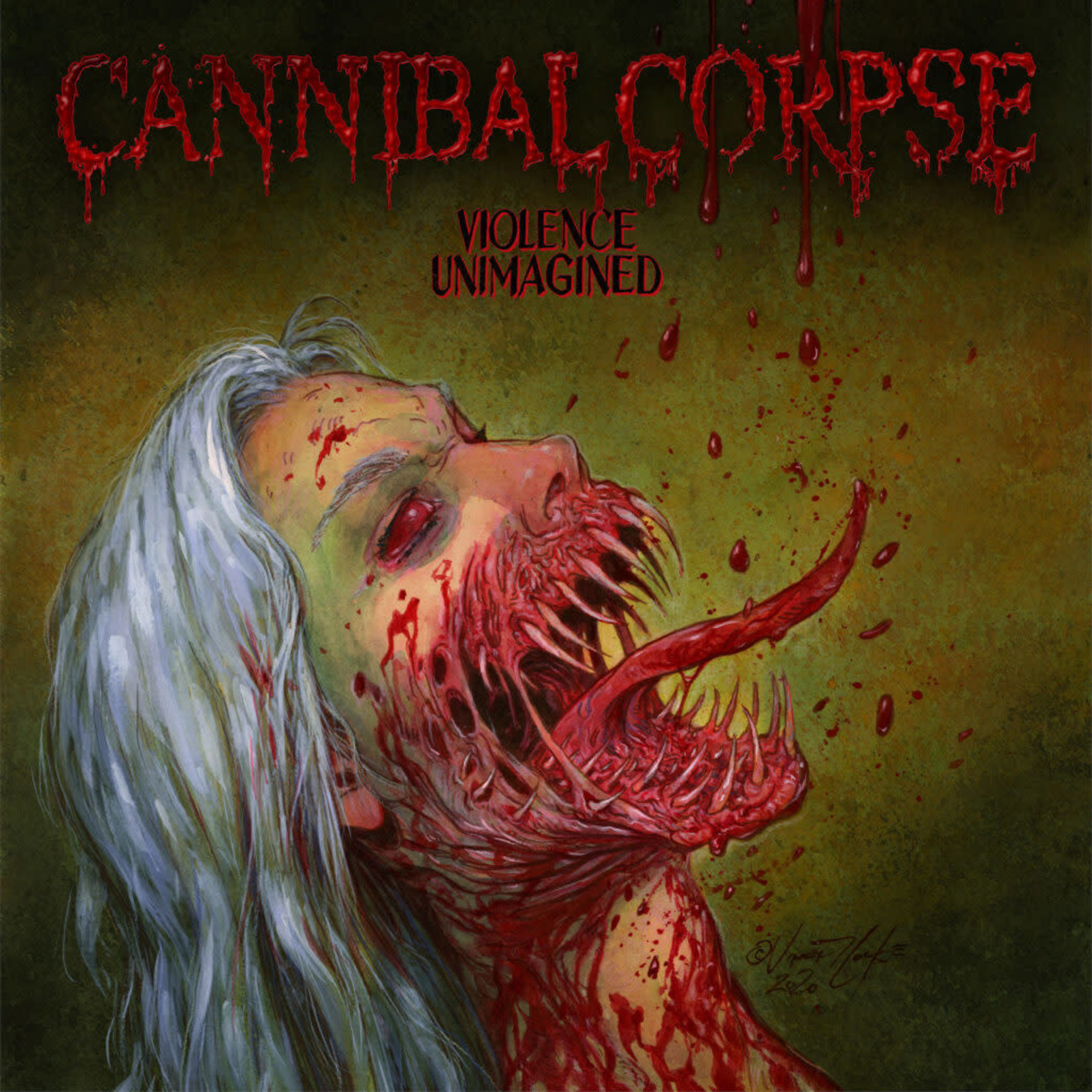[New] Cannibal Corpse: Violence Unimagined