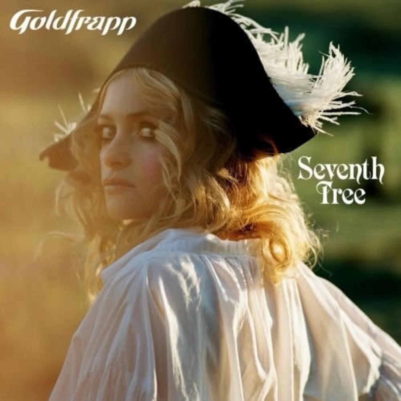 [New] Goldfrapp: Seventh Tree (Limited Ed., yellow vinyl)