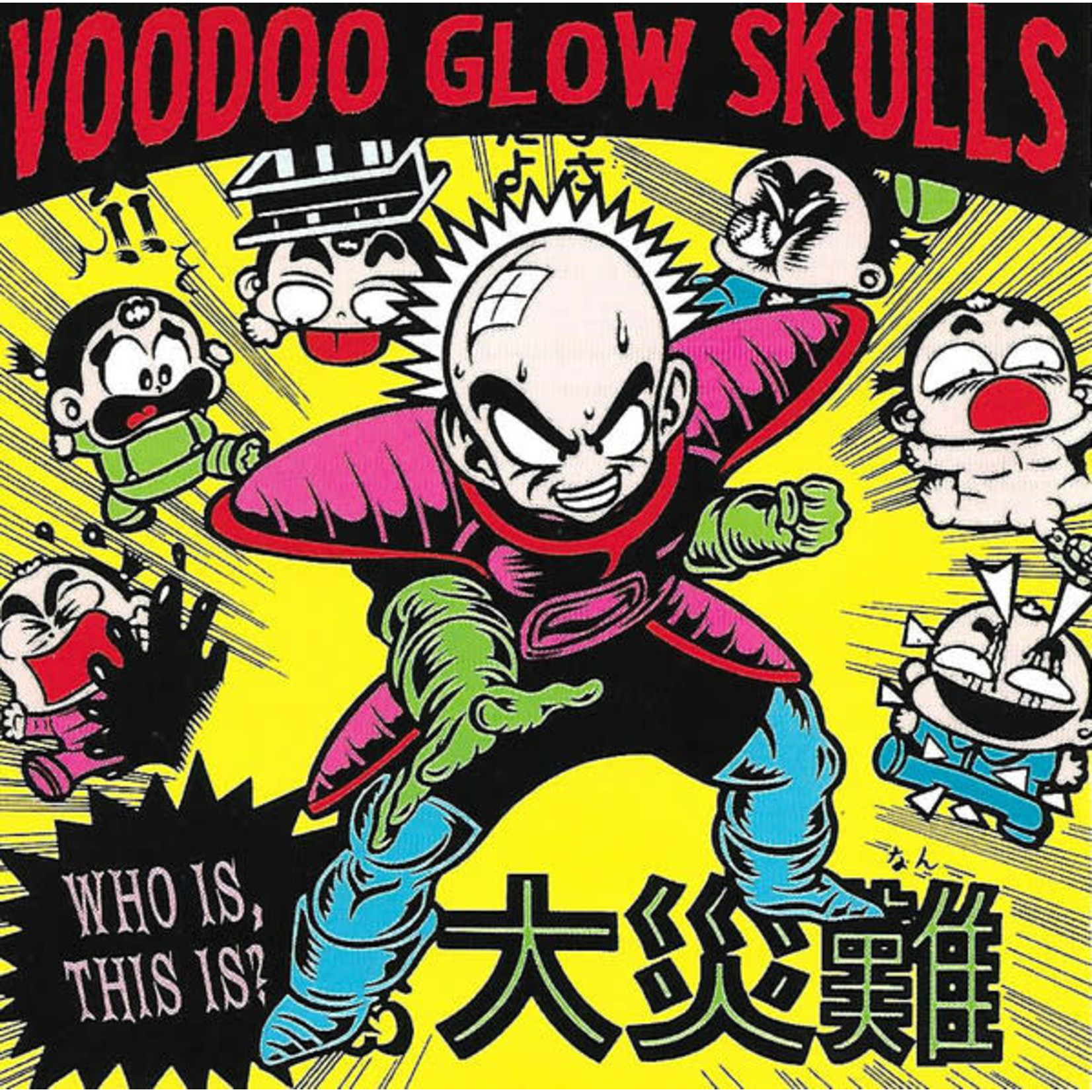 [New] Voodoo Glow Skulls: Who Is? This Is?
