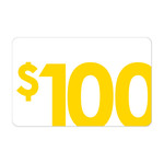 [Gift Cards] $100 Gift Card