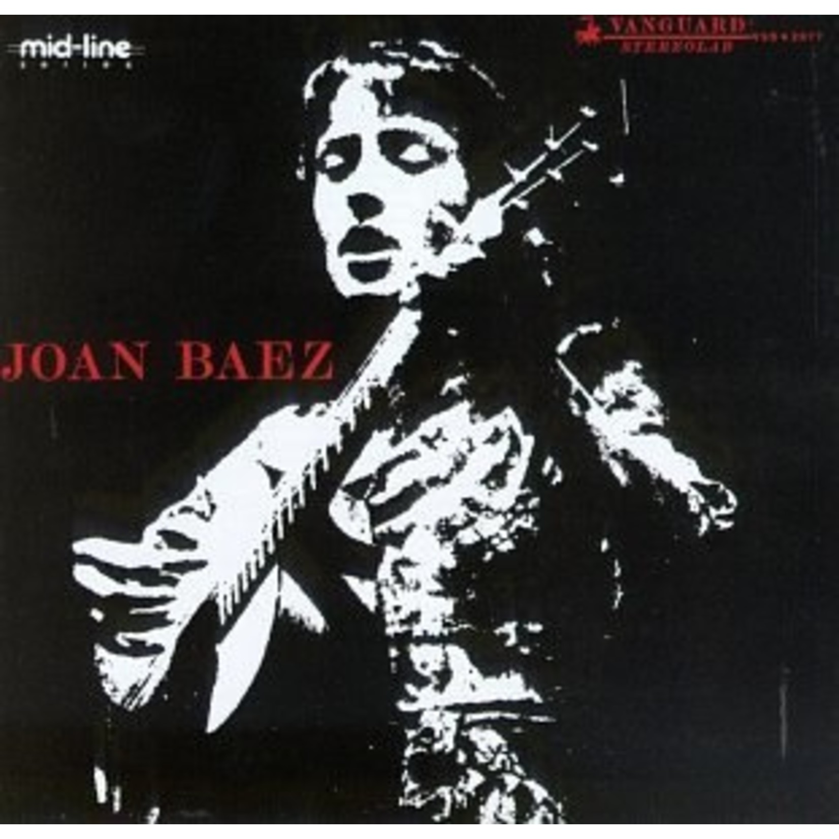 [New] Baez, Joan: self-titled