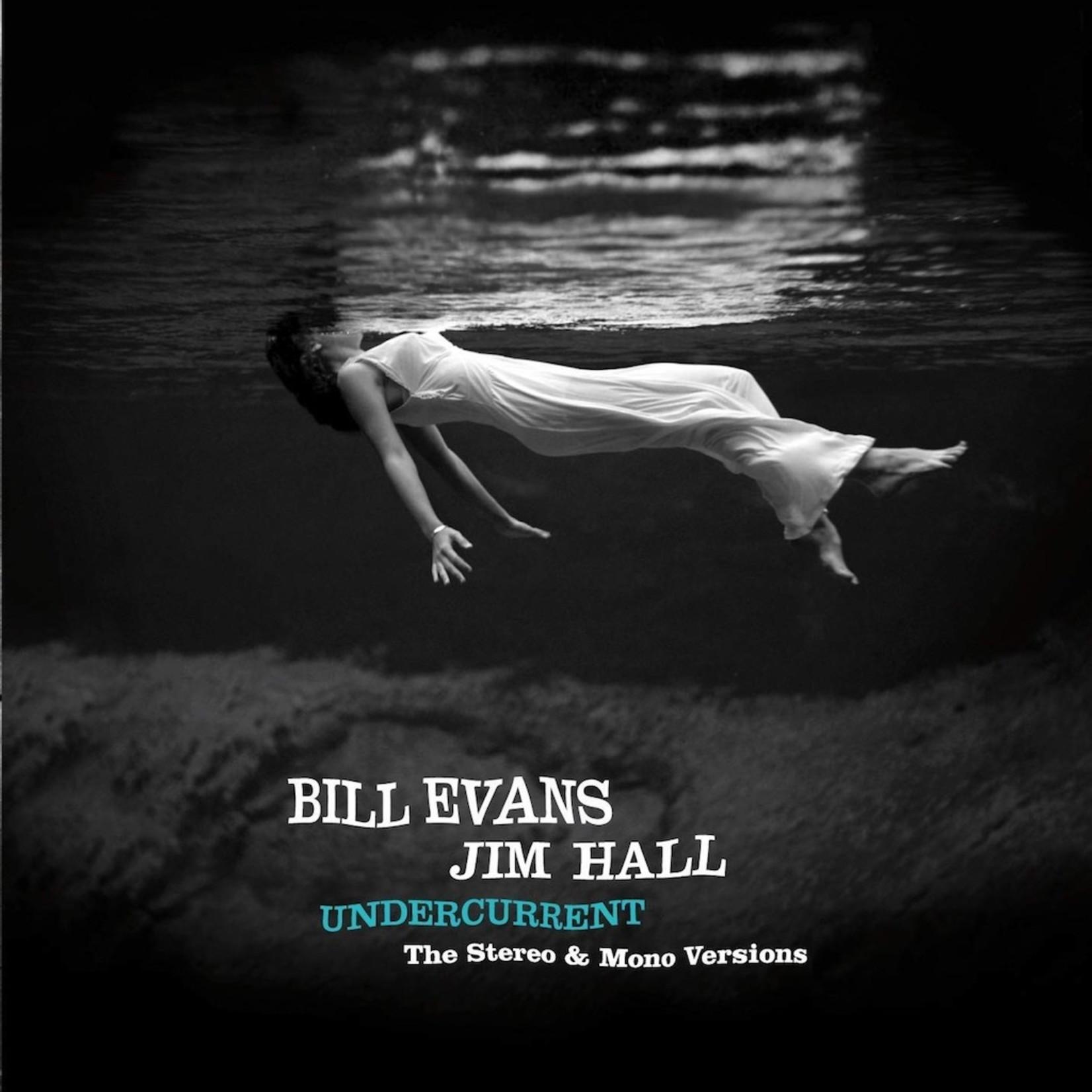 [New] Evans, Bill & Jim Hall: Undercurrent
