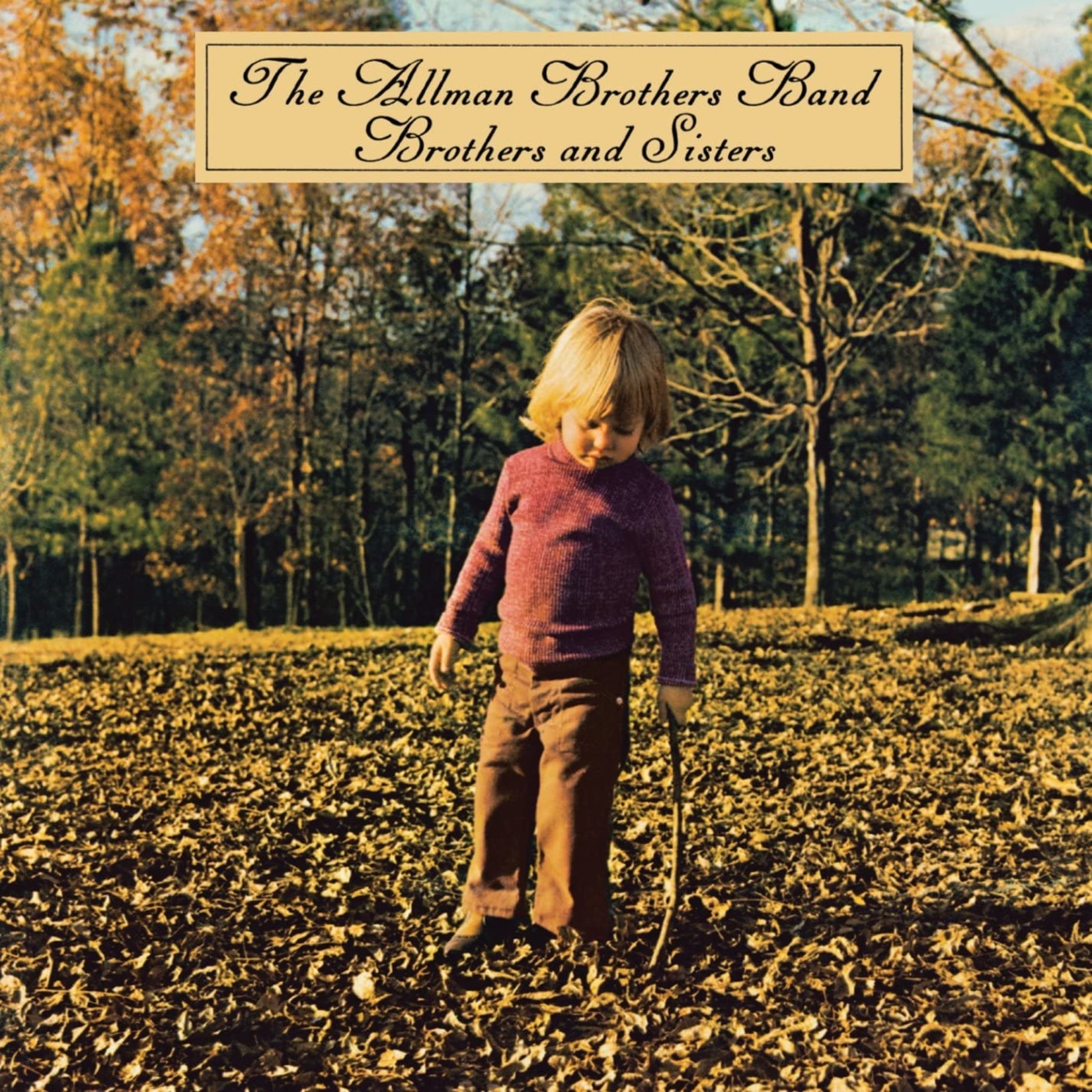 [New] Allman Brothers Band: Brothers and Sisters