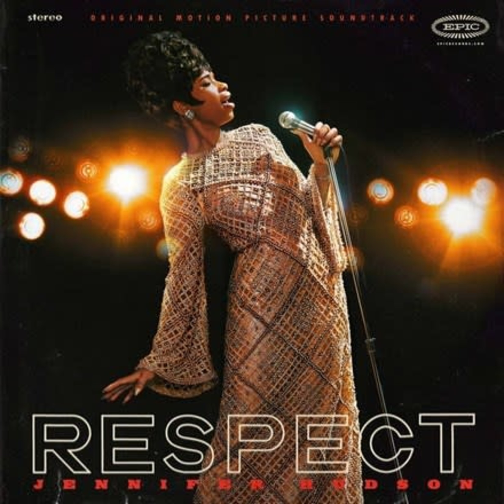 [New] soundtrack: Respect (Jennifer Hudson) (2LP) [EPIC]
