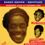 [New] Brown, Barry: Showcase (LP)