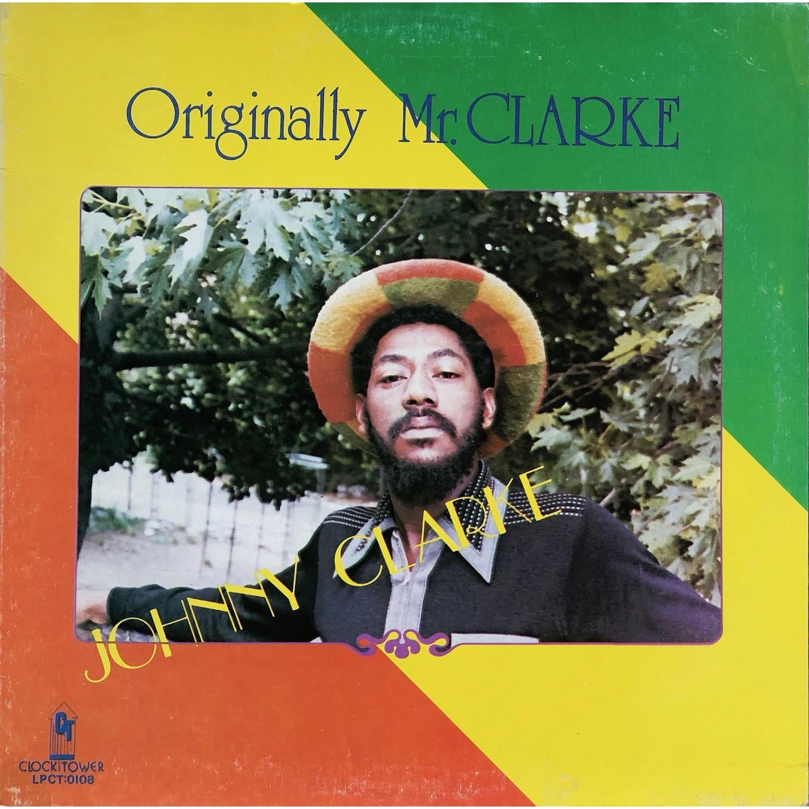 Clarke, Johnny: Originally Mr. Clarke