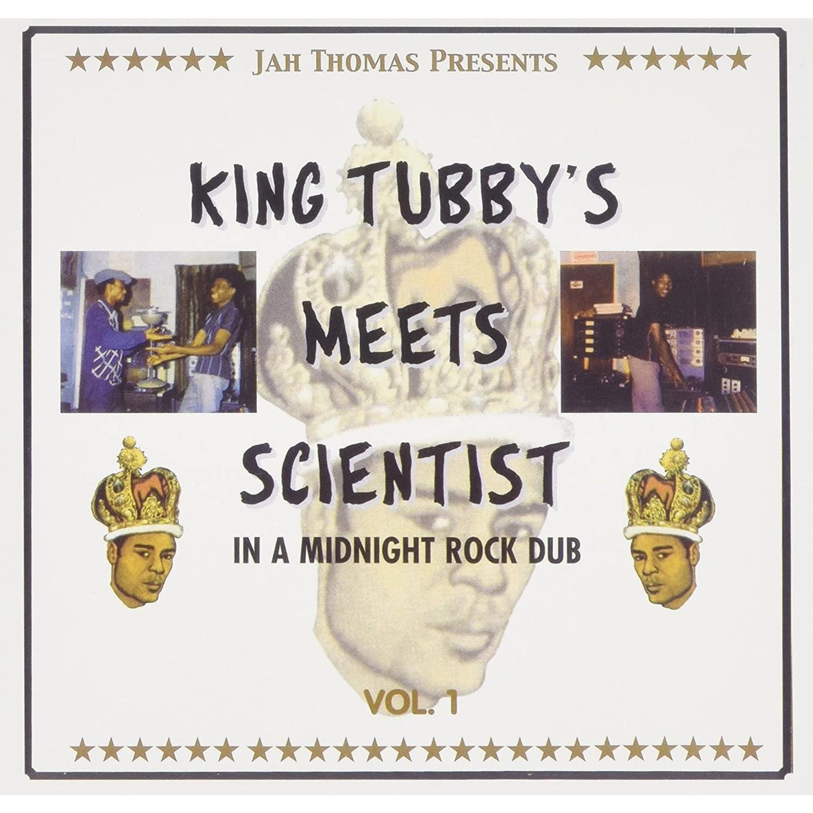 King Tubby: Meets Scientist in a Midnight Rock Dub (Vol. 1)