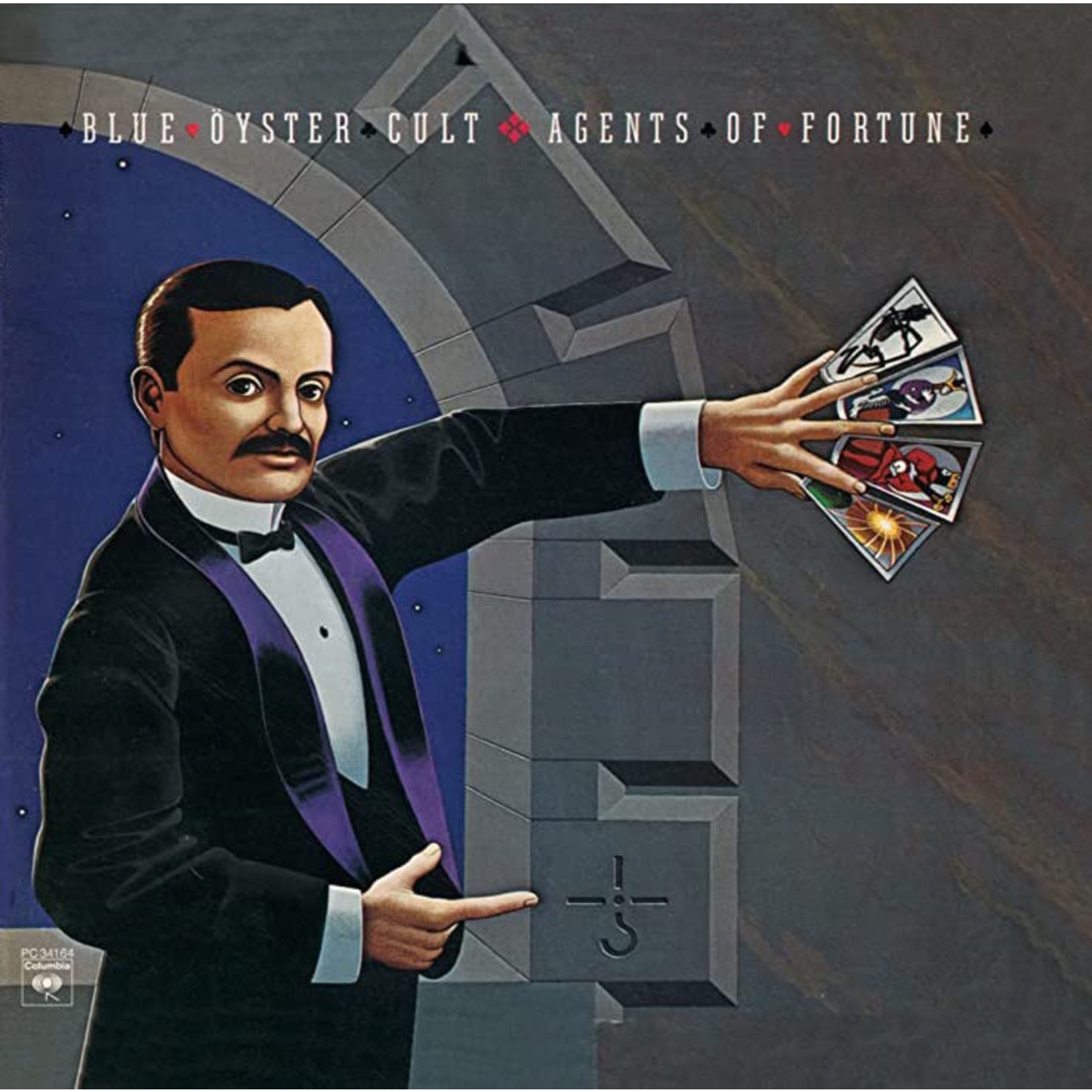 Blue Oyster Cult: Agents Of Fortune [MUSIC ON VINYL B.V.]