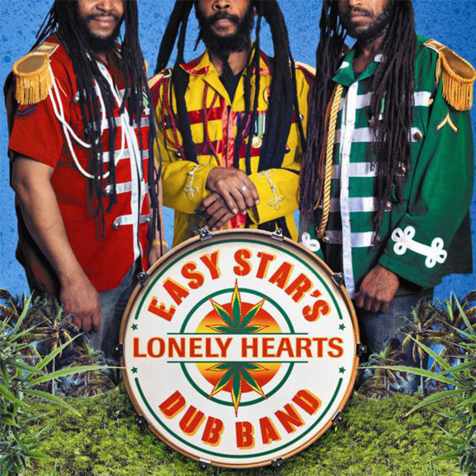 Easy Star All-Stars: Easy Star's Lonely Hearts Dub Band [EASY STAR]
