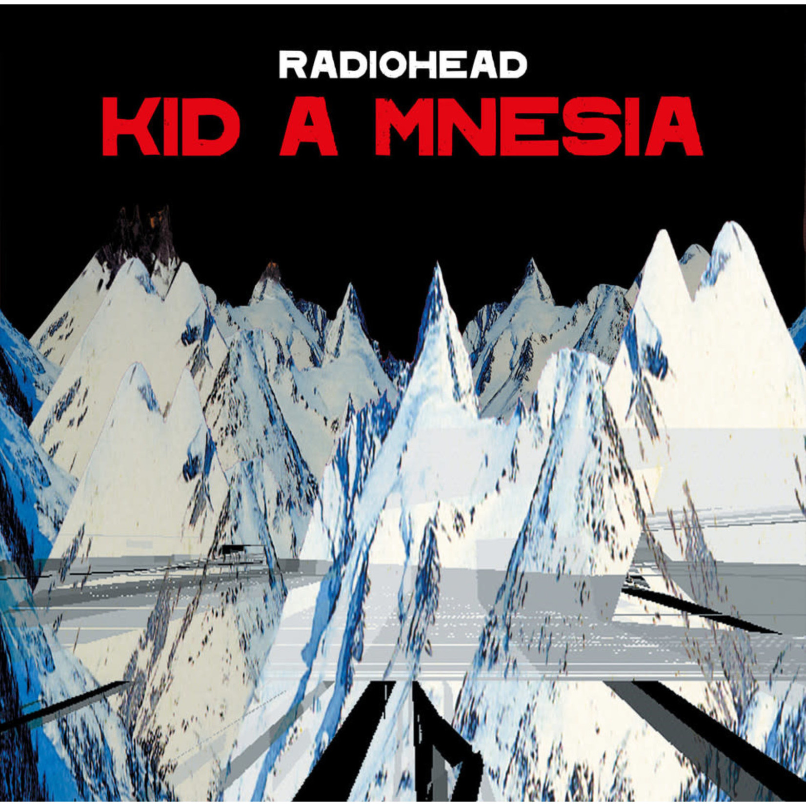 [New] Radiohead: Kid A Mnesia (3LP/Red/limited) [XL RECORDINGS]