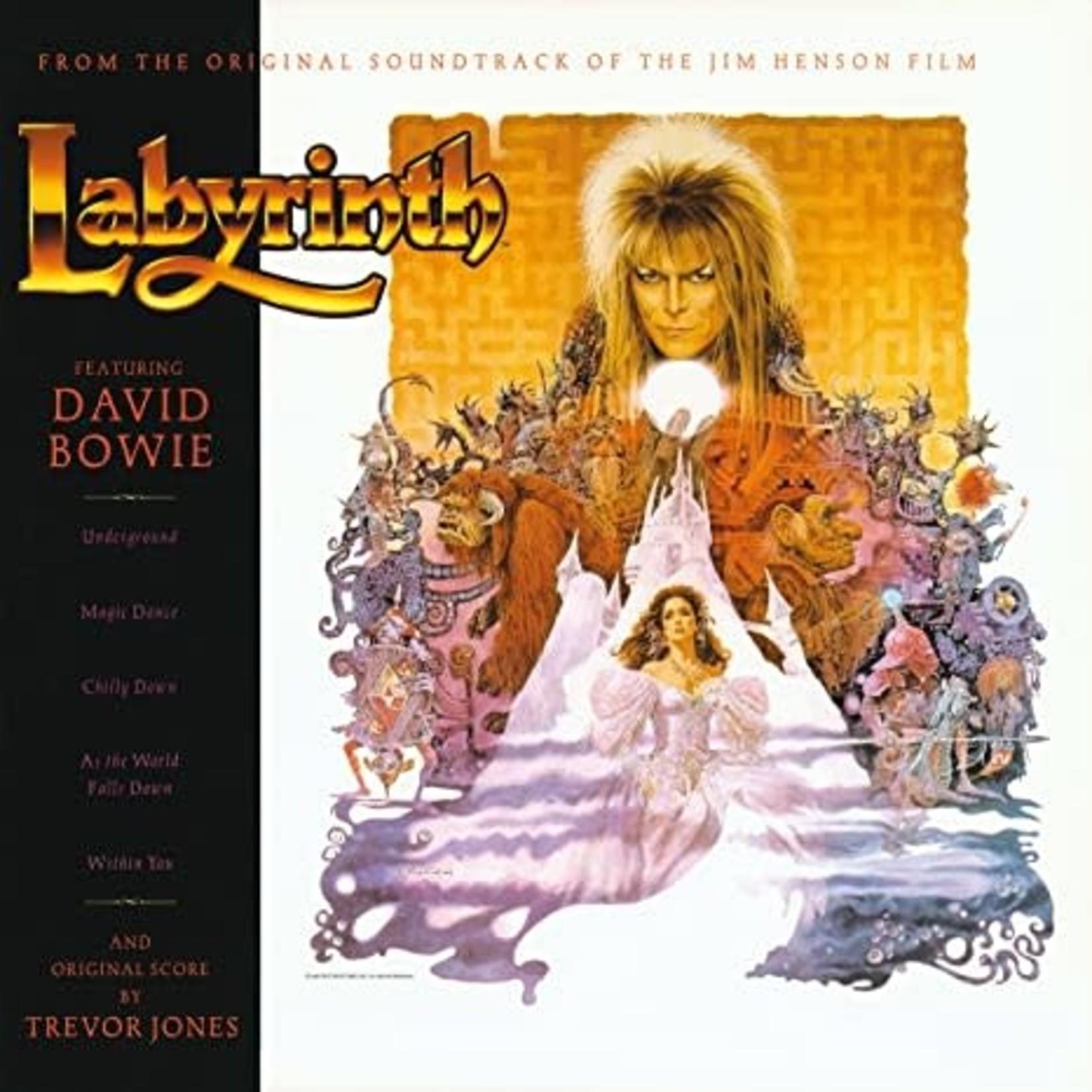 soundtrack: Bowie, David and Trevor Jones: Labyrinth