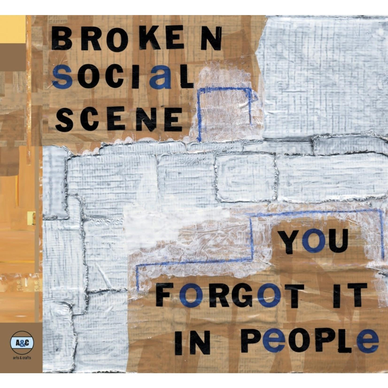 Broken Social Scene: You Forgot It In People [ARTS&CRAFTS / EMI]