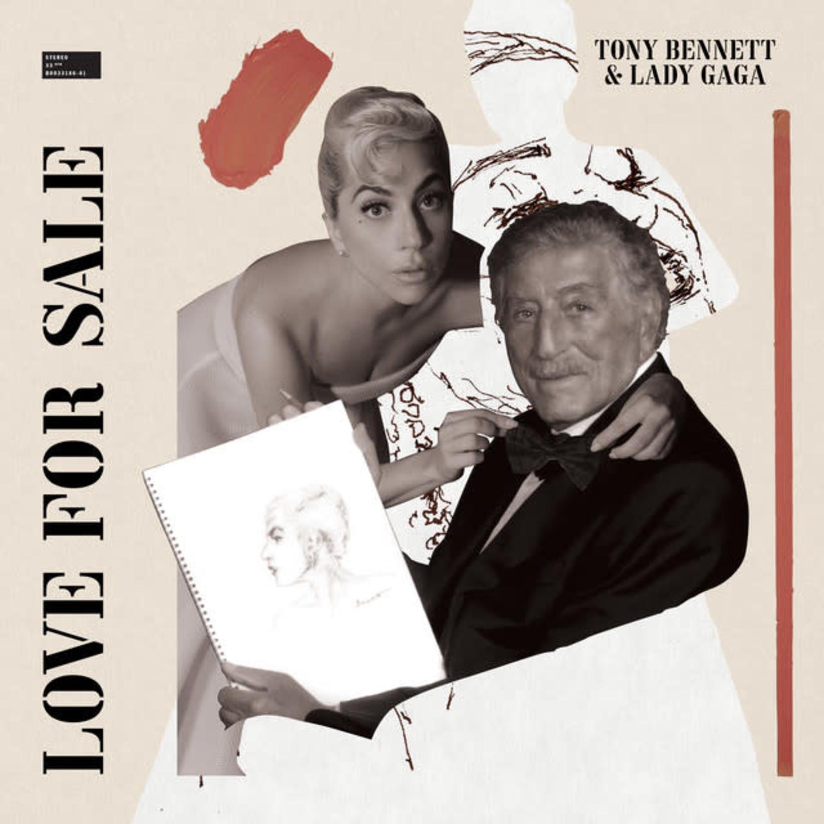 [New] Bennett, Tony & Lady Gaga: Love For Sale [INTERSCOPE]