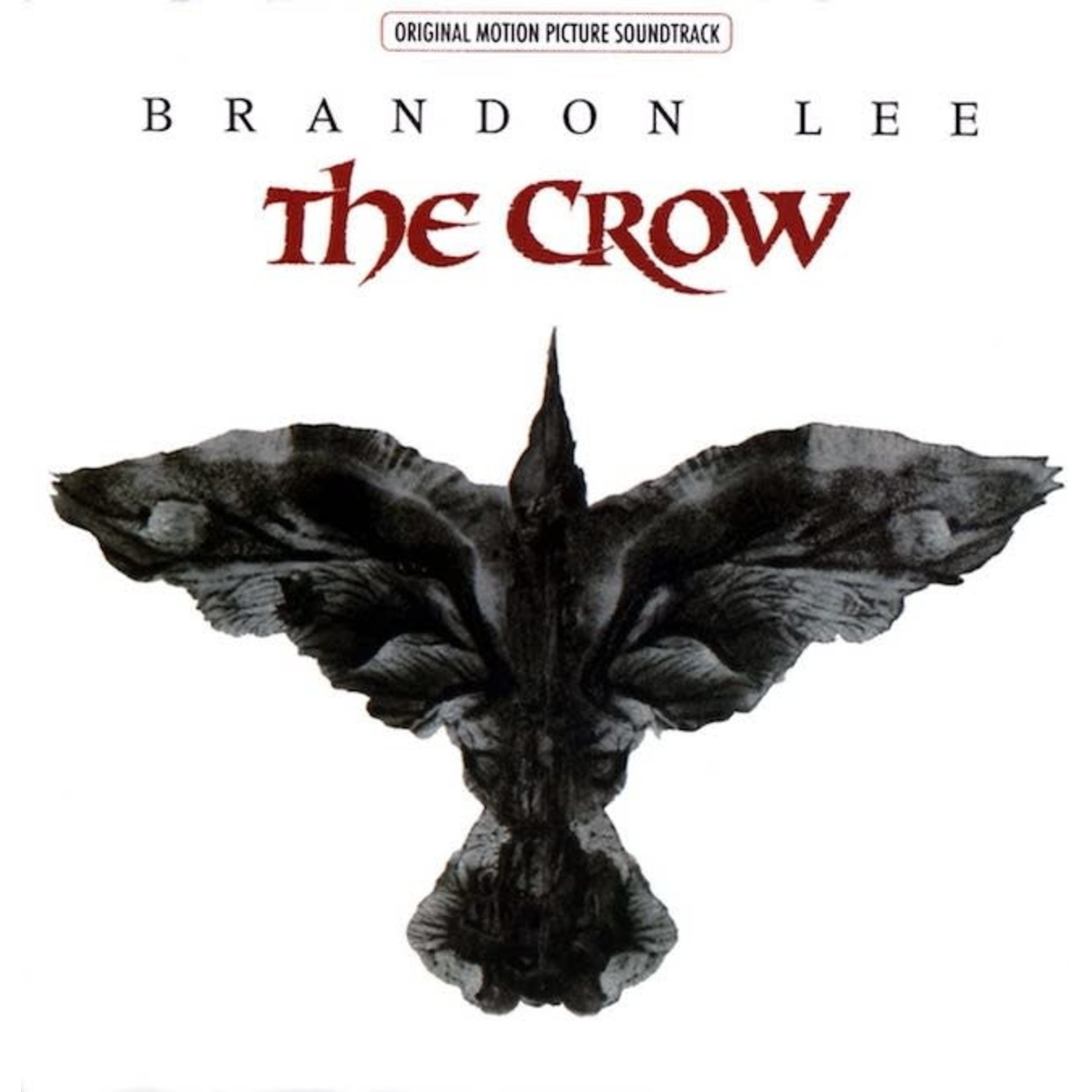 [New] Various: The Crow (soundtrack) (Rocktober 2020) [ATLANTIC/RHINO]