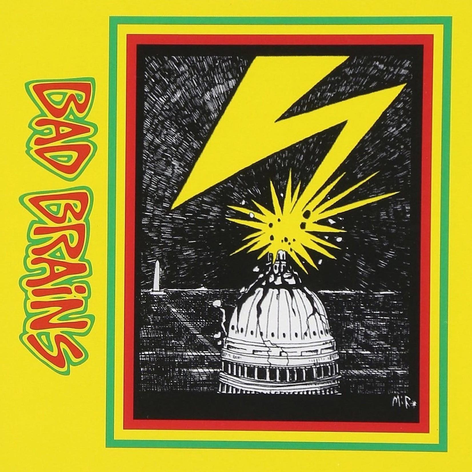 Bad Brains: Bad Brains [LP, ORG MUSIC]