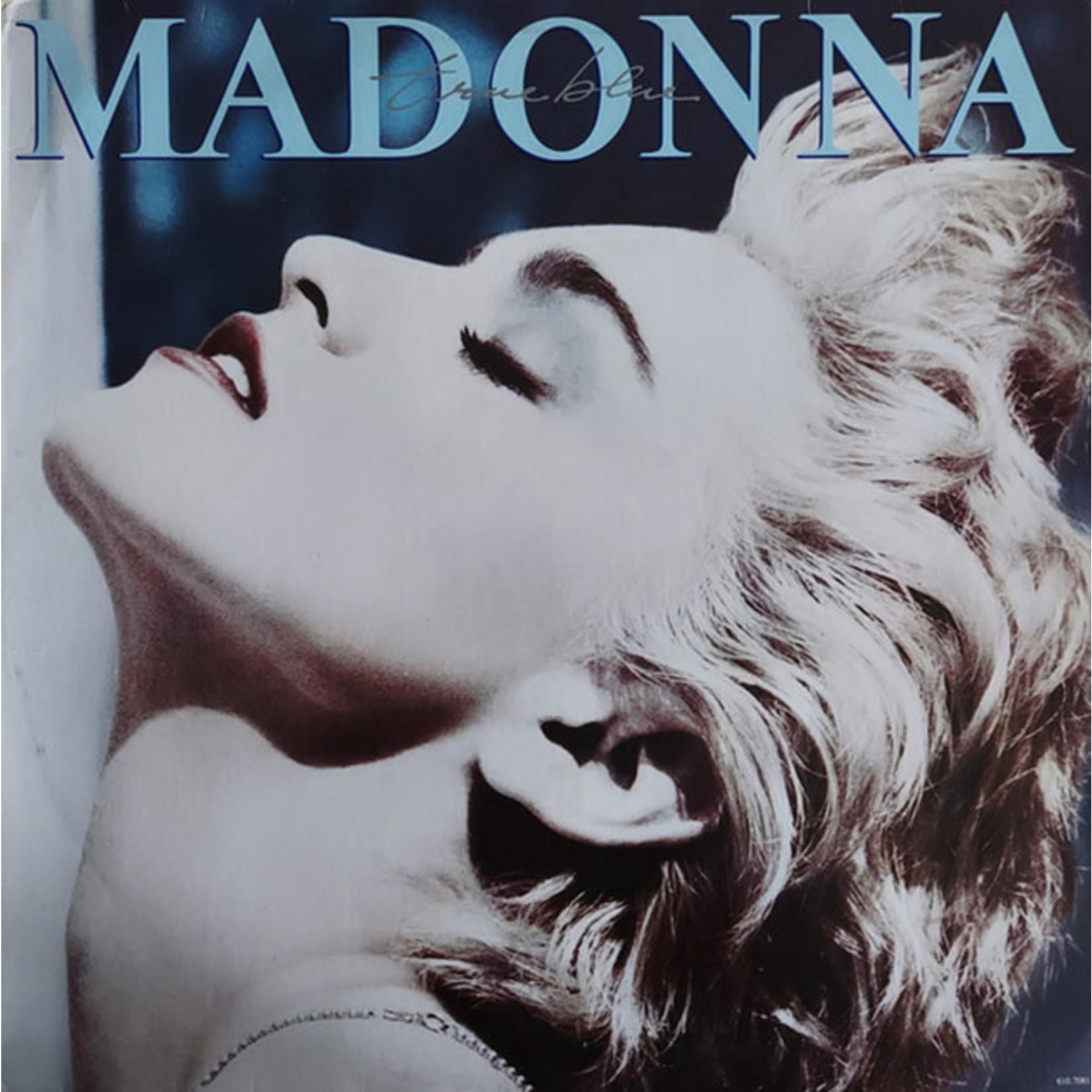 [New] Madonna: True Blue (clear vinyl) [SIRE/WARNER]