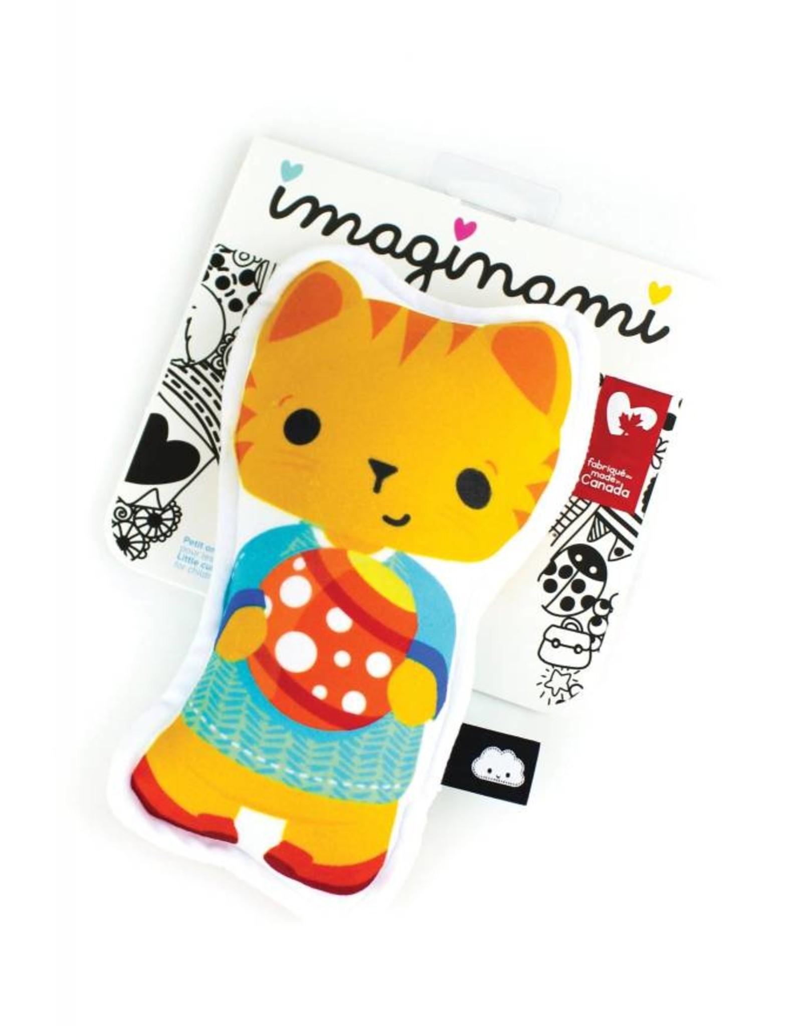 Imaginami Pixel the cat