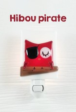 Veille sur toi Nightlight - Owl - Pirate