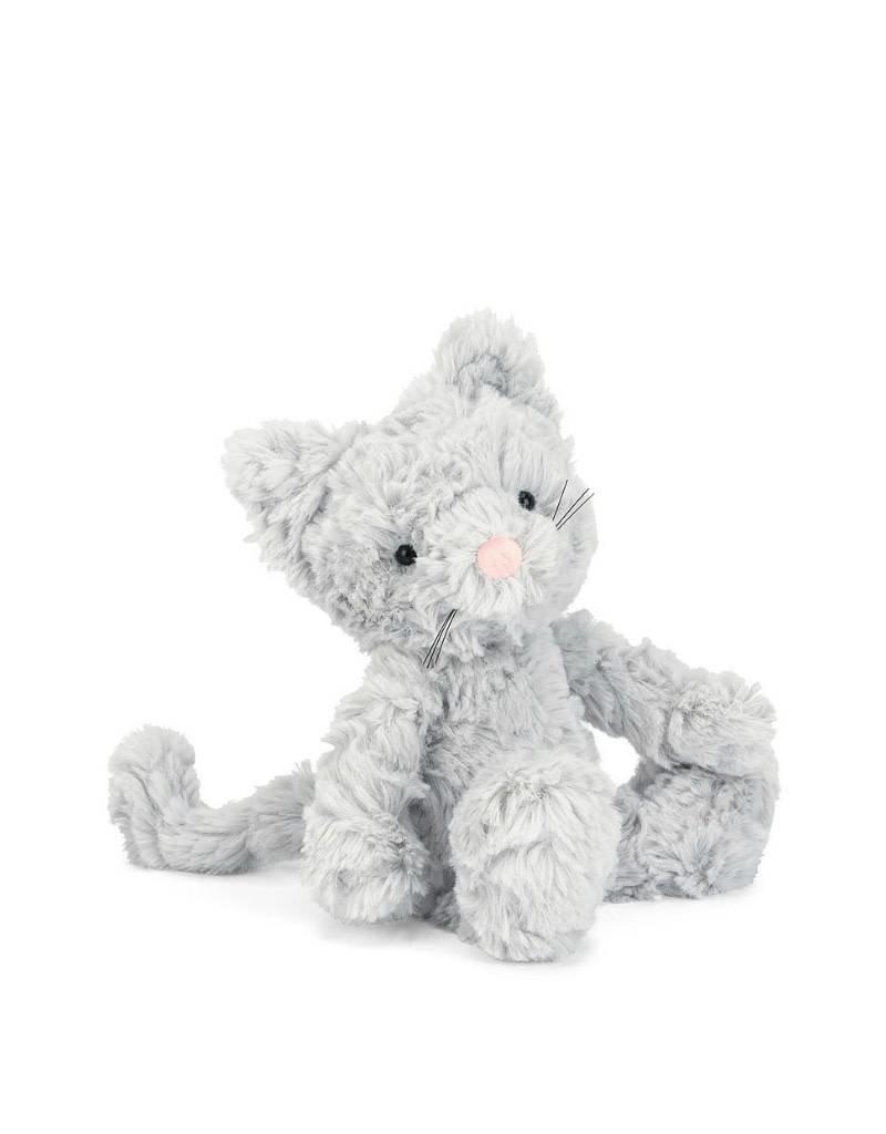 Jelly Cat Plush Little Gray Cat